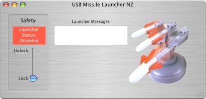 Launcher Window 1